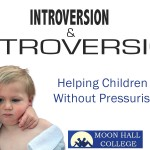 Introversion & Extroversion – Helping Children to Learn
