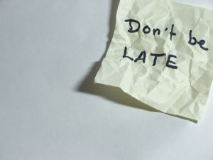 If You Want to Stop Being Late (And Worked Up) all the Time, Try this!