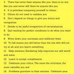 15 Ways to Start Appreciating Yourself