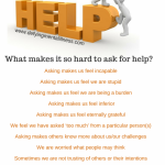 Fascinating Facts why we do not like Asking for Help