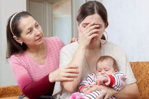 How to Deal With Post Partum Depression and Insomnia