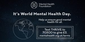 World Mental Health Day 2017 – Mental Health in the Workplace